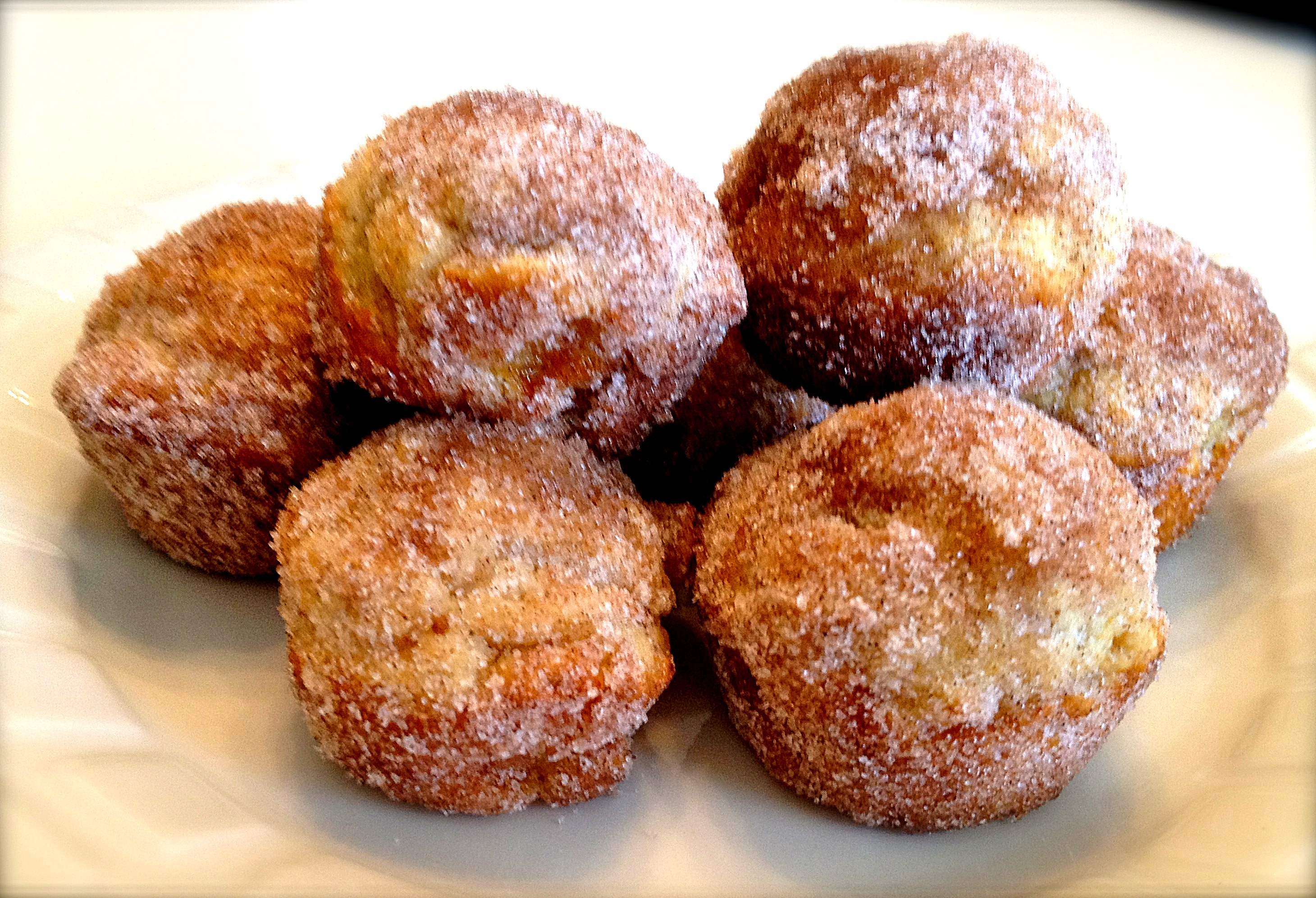 ... Guest Post] Mini Oven-Baked Apple Cinnamon Doughnuts | budgetbonviveur
